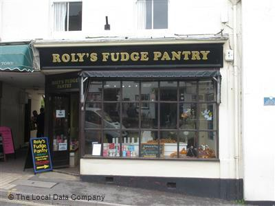 Rolys Fudge Shop