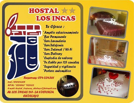 """Hostal """"Los Incas"""""""