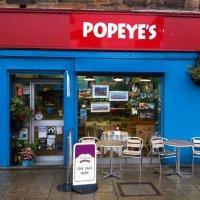 Popeyes Cafe