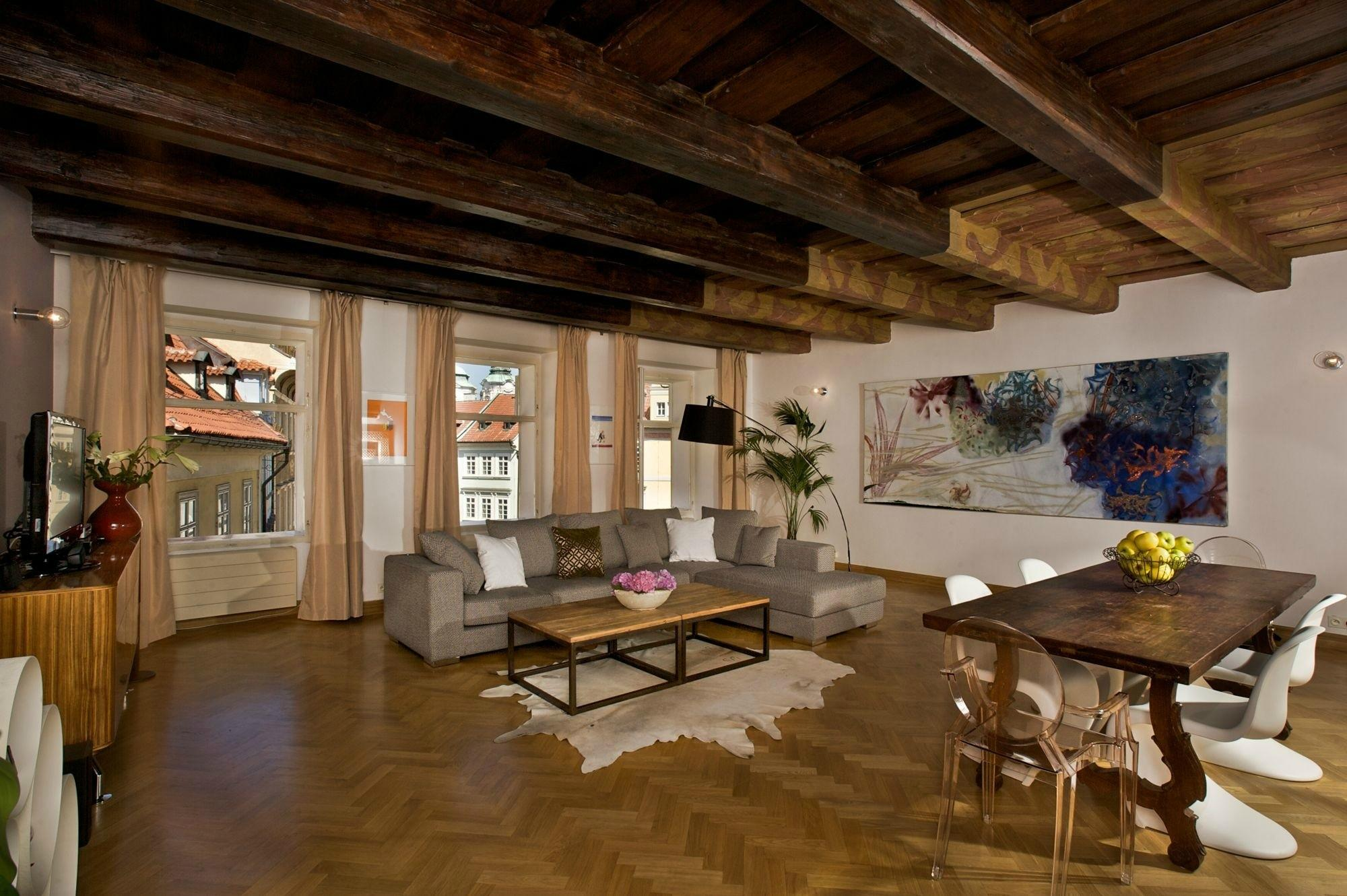 Prague Apartments U Kapra