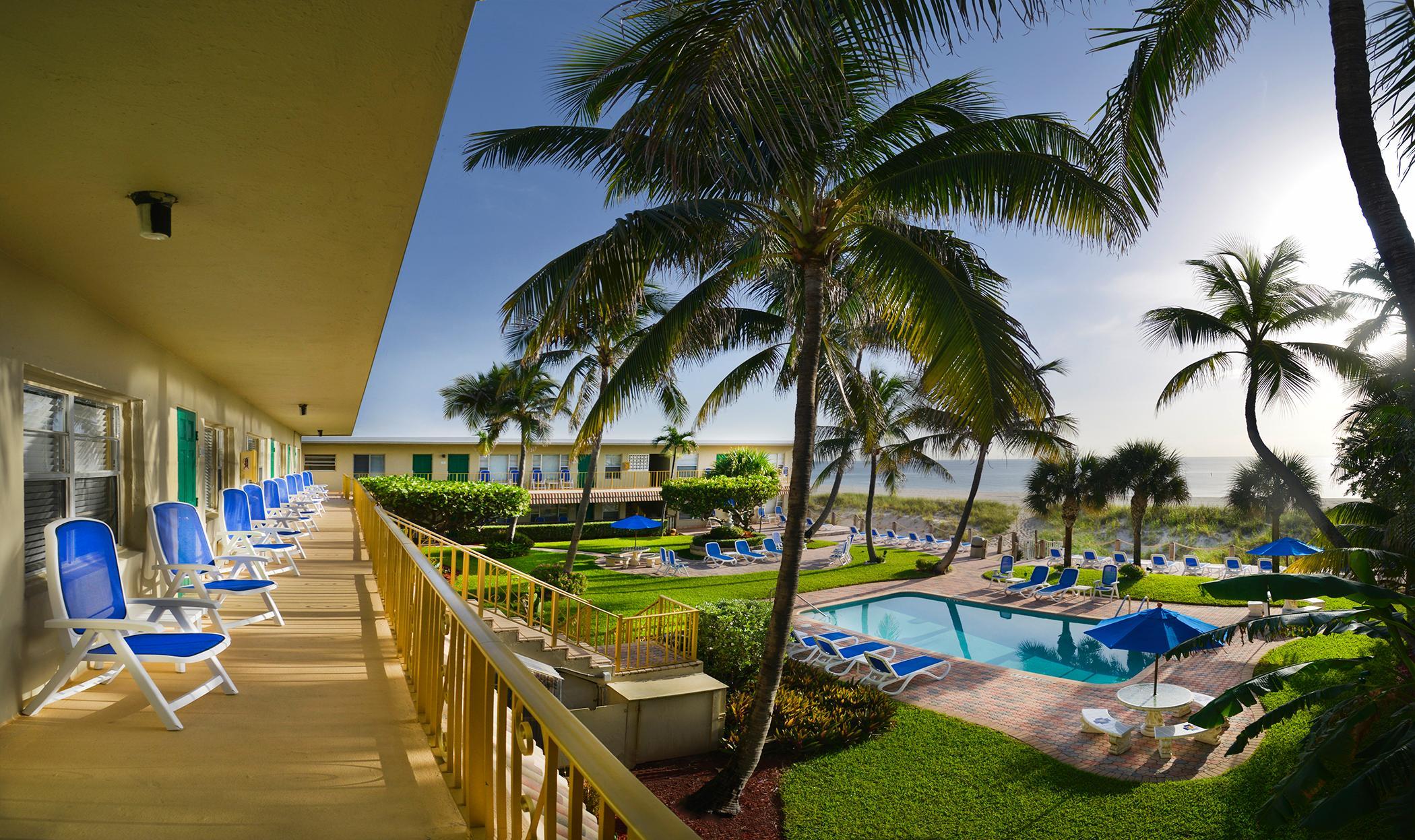 Tropic Seas Resort