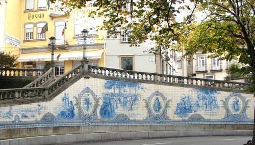 Painel de Azulejos