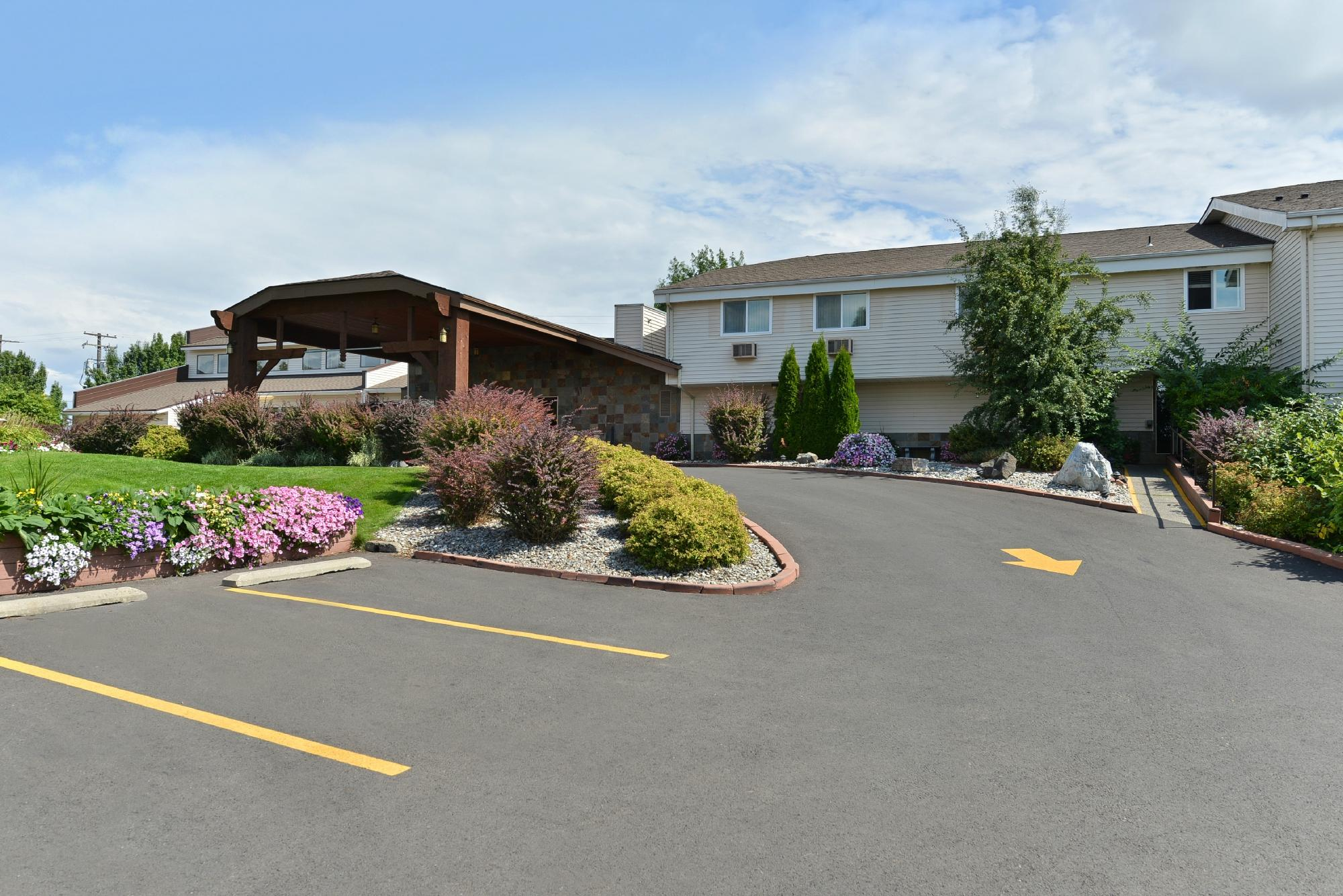 Quality Inn & Suites Coeur d'Alene Photo Courtesy of Quality Inn & Suites Coeur d'Alene