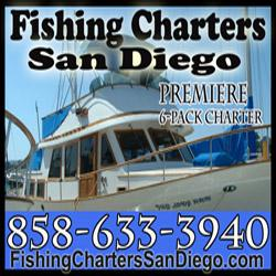 Fishing Charters San Diego - Day Adventures