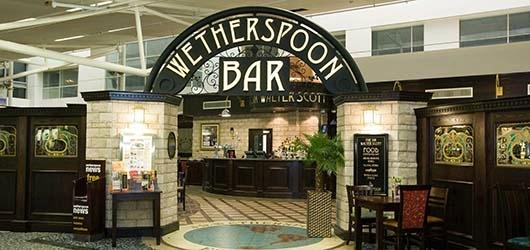 ‪The Sir Walter Scott -  J D Wetherspoon‬