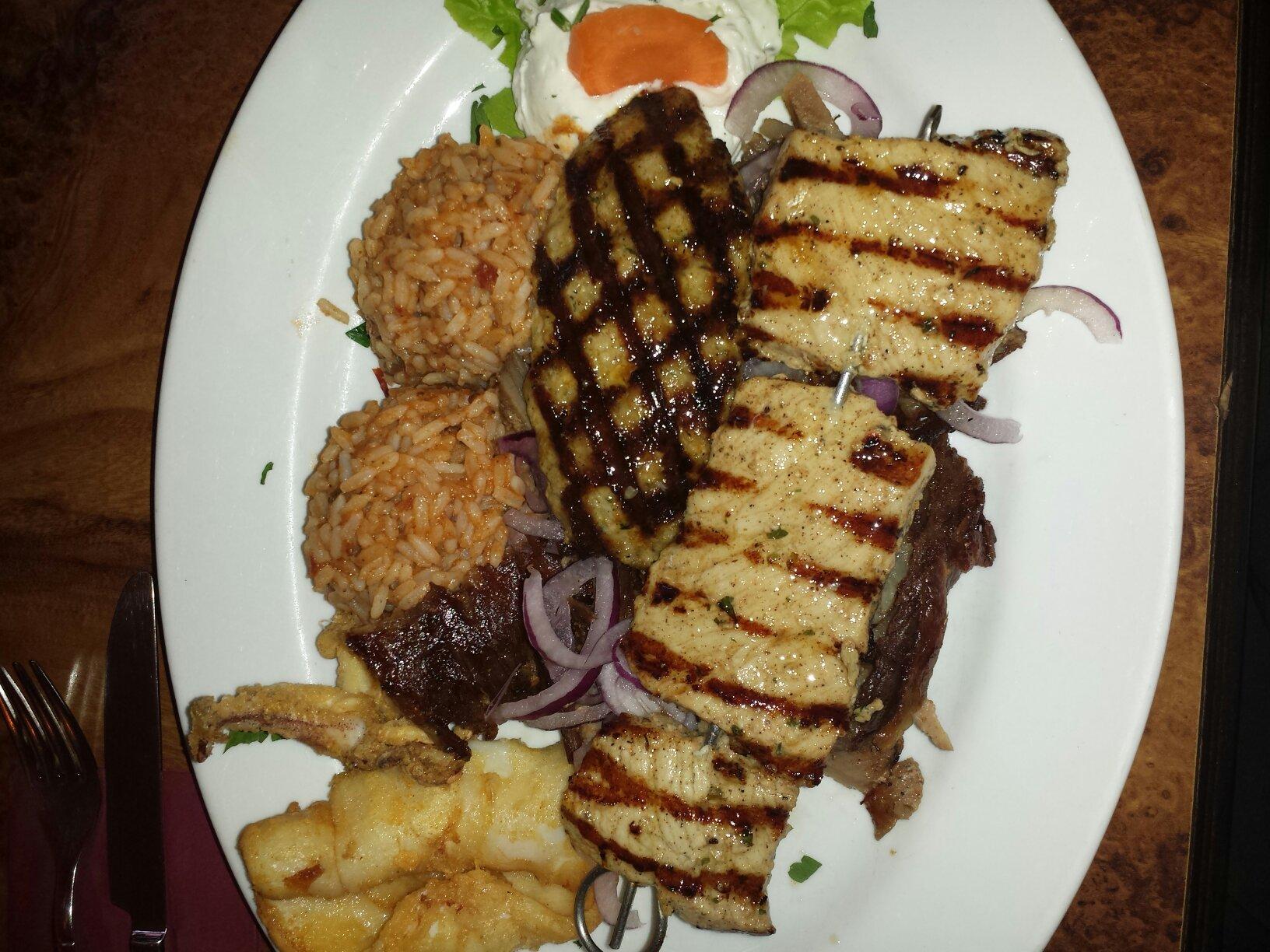 Restaurant Mythos Donauworth