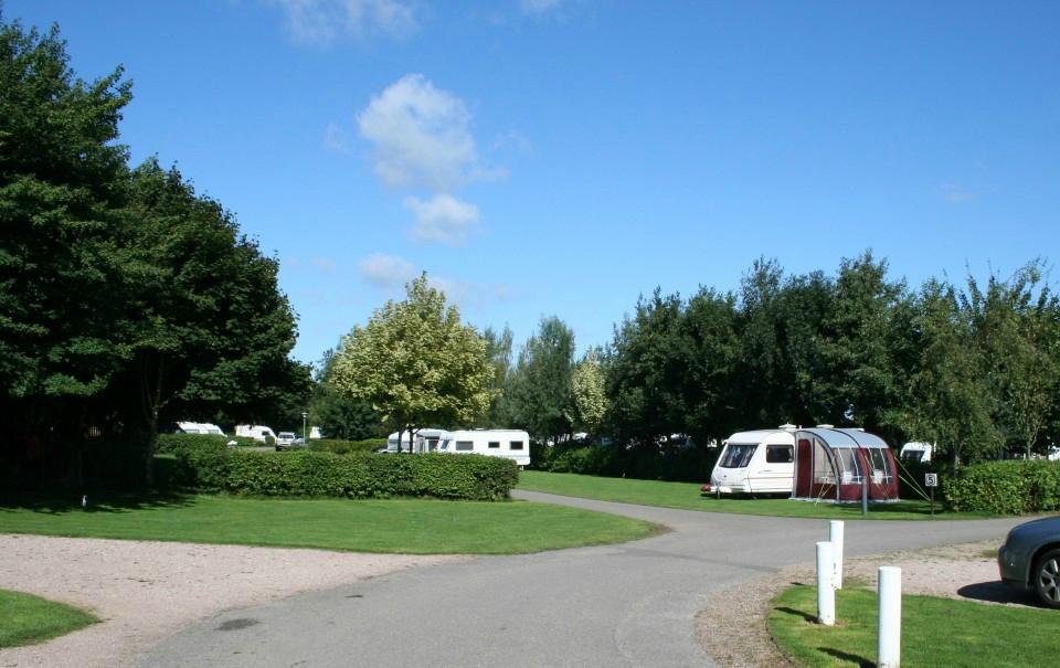 Black Horse Caravan Club Site