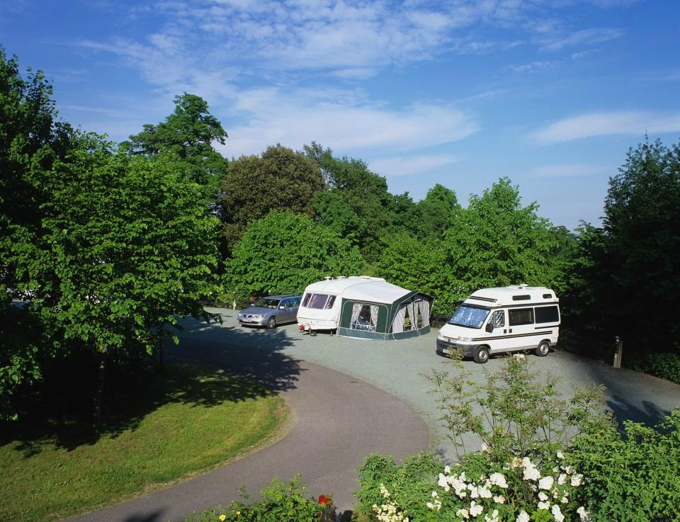 Crystal Palace Caravan Club Site