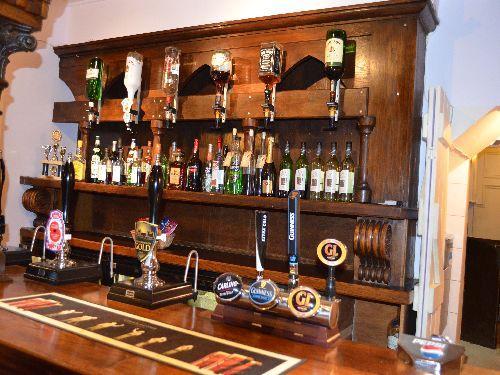 Mortimers Cross Inn