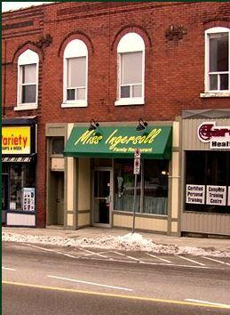 Miss Ingersoll Family Restaurant