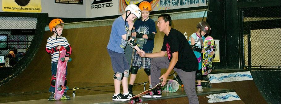 CJ's Skate Park