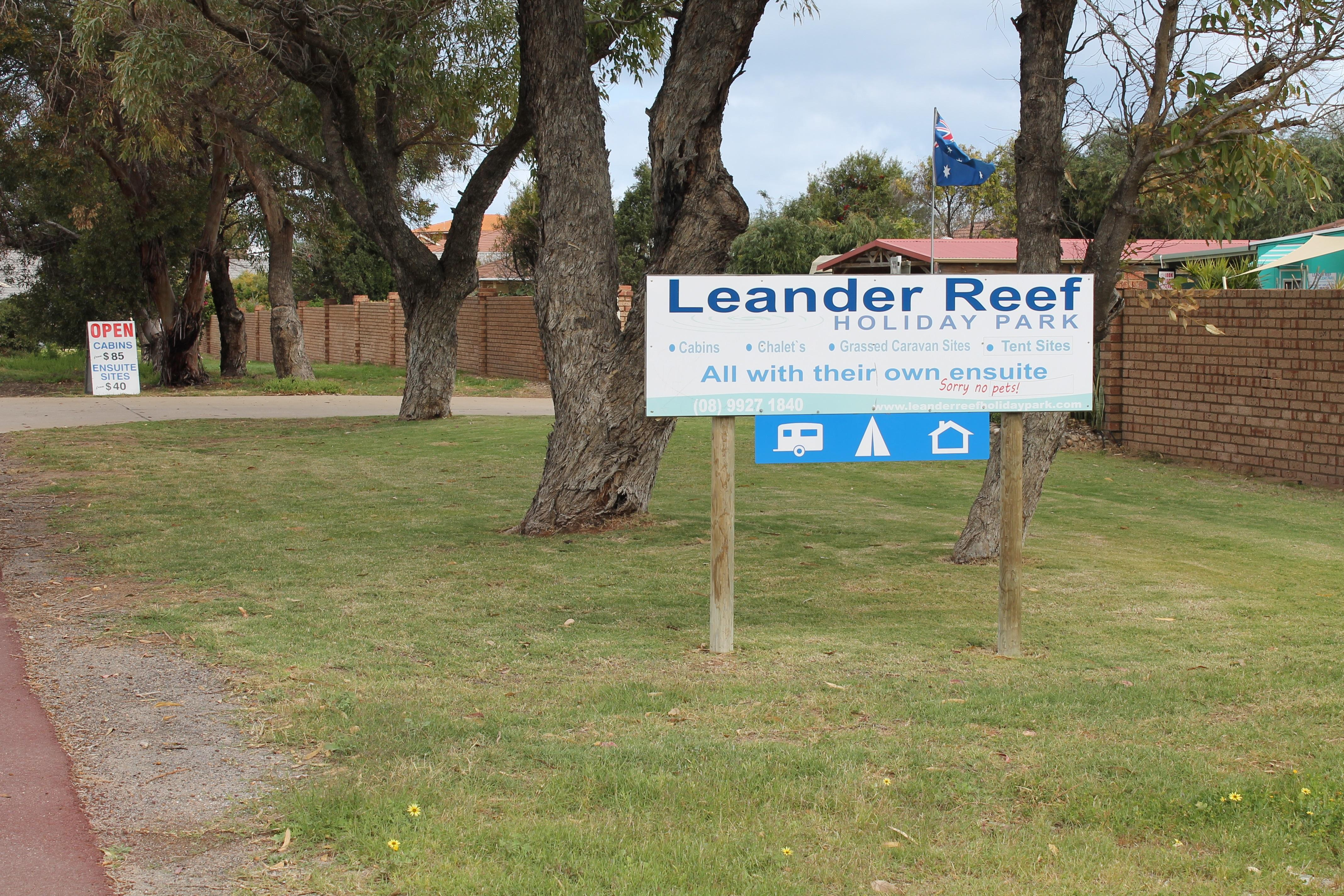 Leander Reef Holiday Park