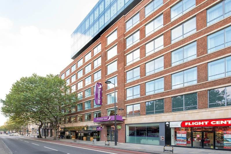Premier Inn London St Pancras Hotel