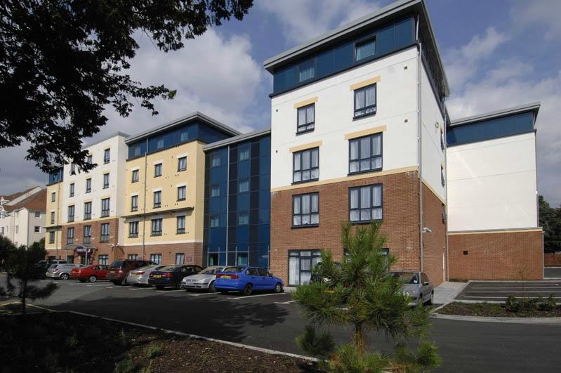 Premier Inn Bournemouth Westcliff Hotel