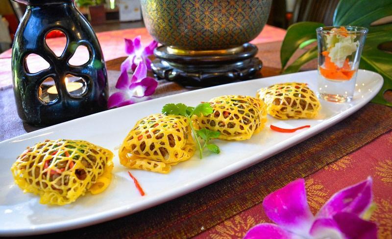 Patara fine thai cuisine geneva mont blanc restaurant for Aroi fine thai japanese cuisine