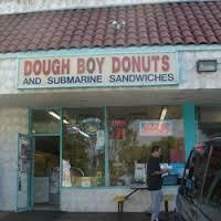 Dough Boy's Doughnuts