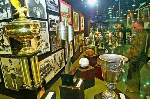 Parana Football Museum Evangelino da Costa Neves