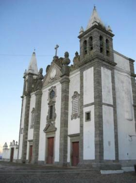 Igreja Matriz das Alcáçovas