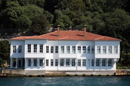 Ahmet Fethi Pasa Waterfront Mansion