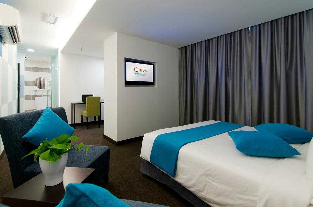 โรงแรมซิตรัสโจเฮอร์บาห์รู