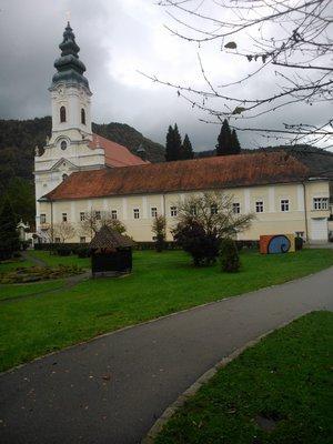 Engelszell Abbey