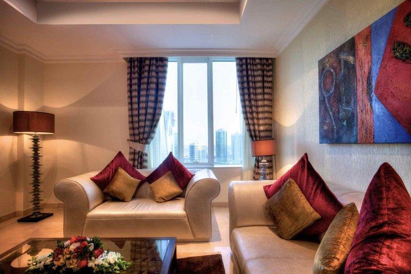 Aparthotel Adagio Premium West Bay Doha
