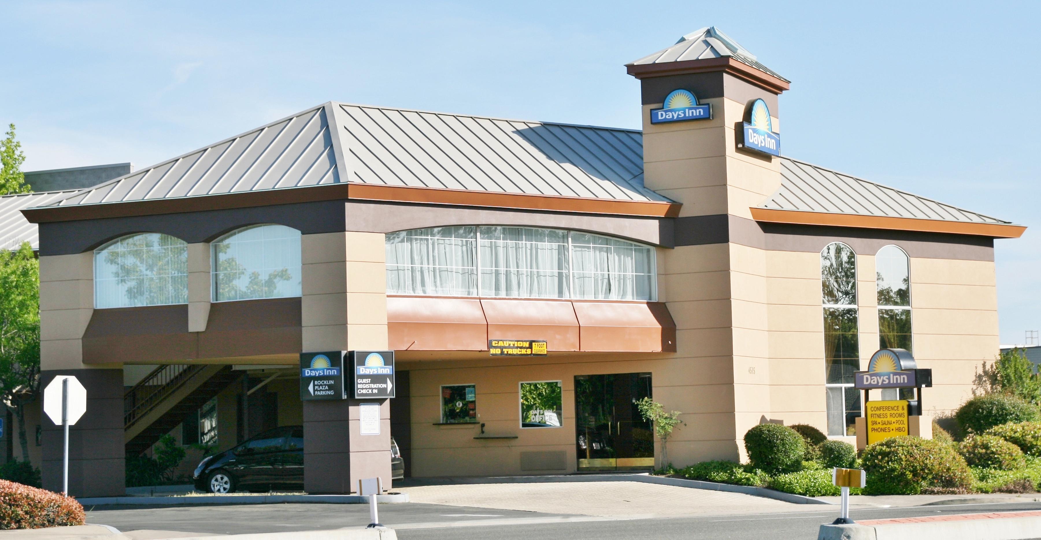 Sacramento Days Inn Rocklin