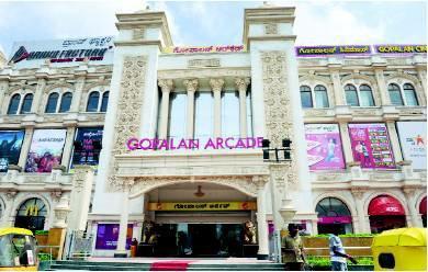 Gopalan Arcade Mall