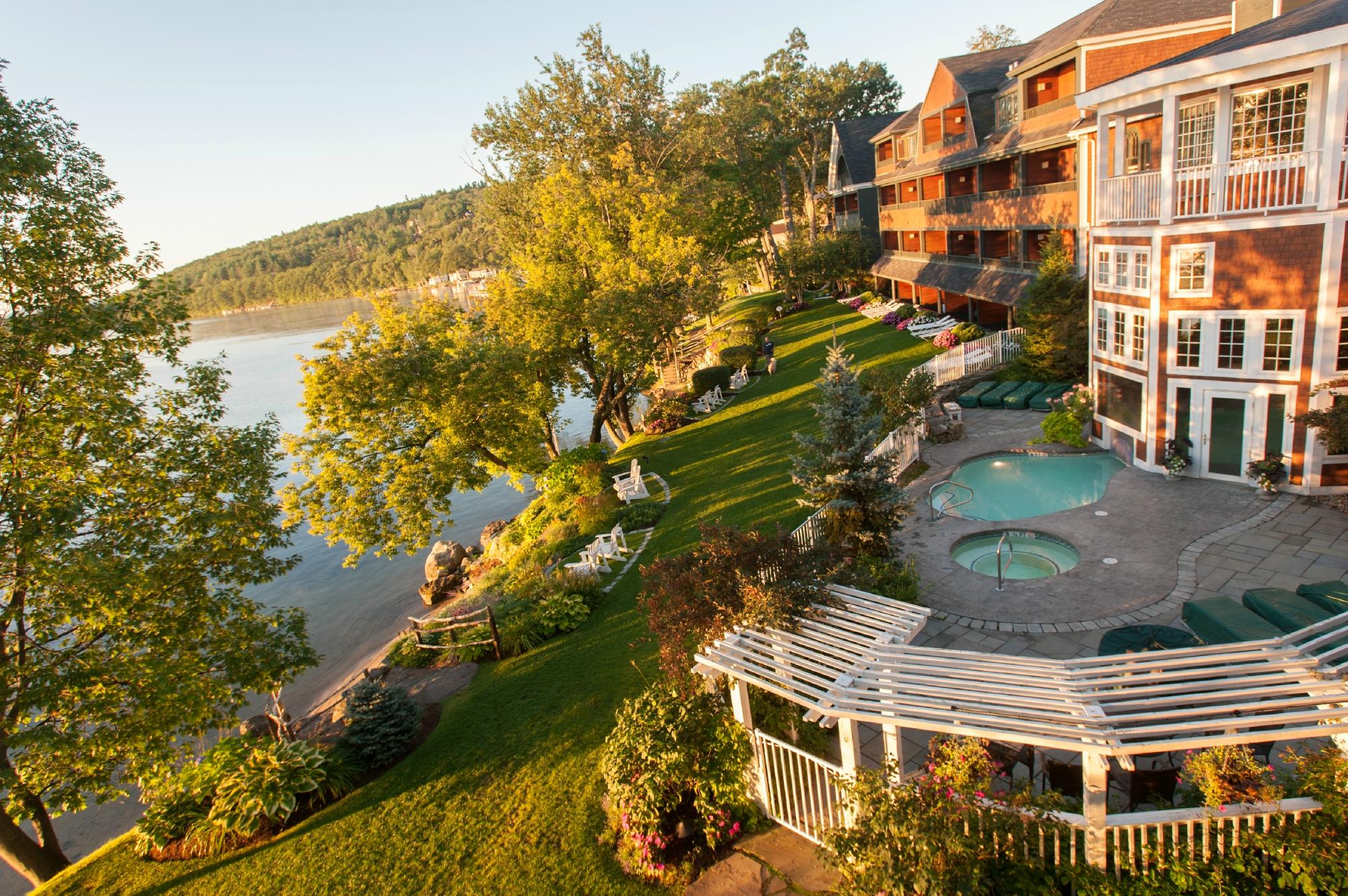 12 Top Rated Family Hotels In Lake Winnipesaukee N H