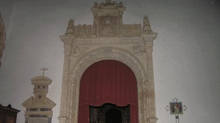 Chapel of D. Fradique of Portugal (Estremoz)