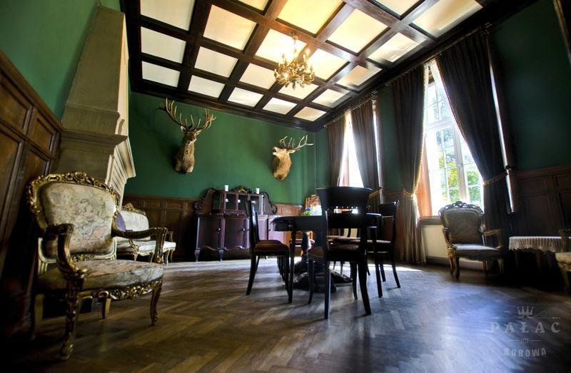 Borowa Palace