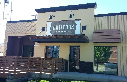 ‪White Box Cafe and Bakery‬