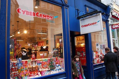 Cybercandy
