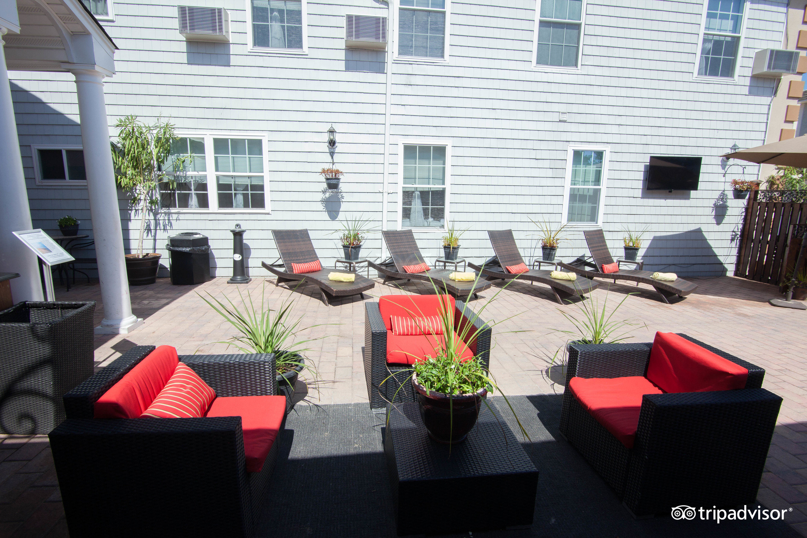 The Palms Hotel Ocean Beach Fire Island NY 2018 Review