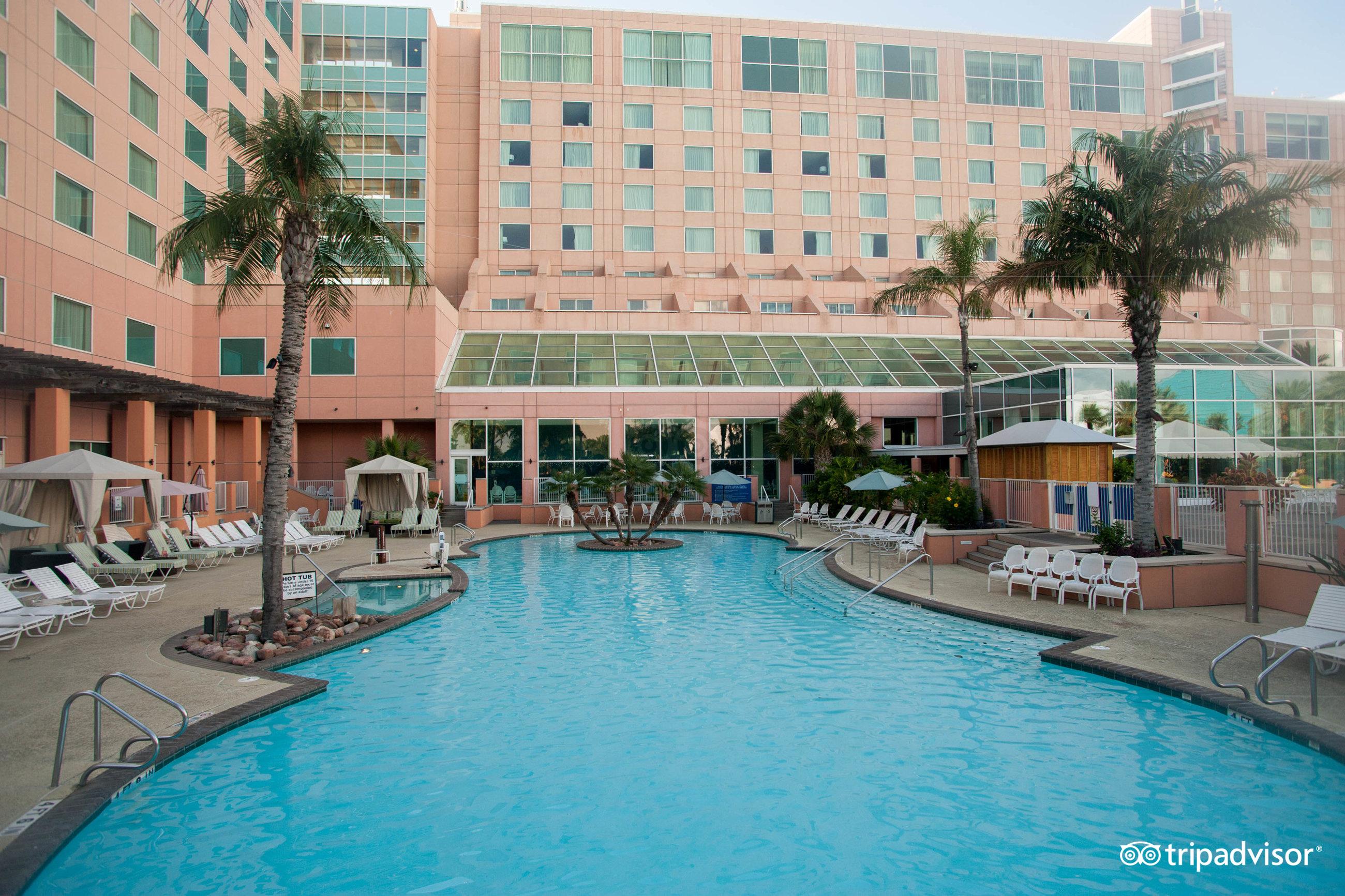 moody gardens hotel spa convention center galveston