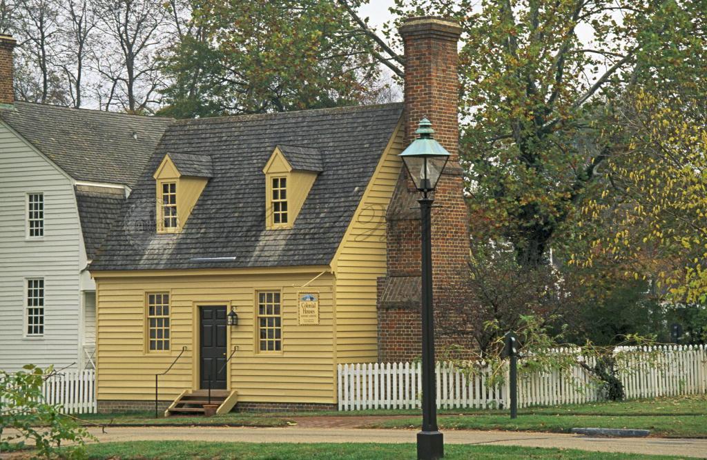 Colonial Houses Historic Lodging Williamsburg Va 2018