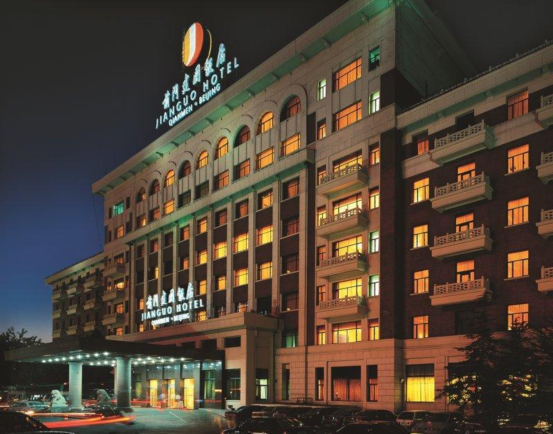 Jianguo Hotel Qianmen Beijing
