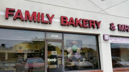 Family Bakery and Mrs Donut