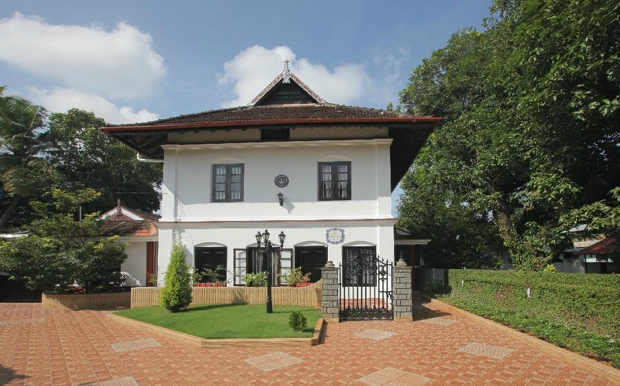 The Bungalow Heritage Homestay Kochi Cochin Kerala India