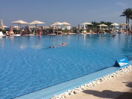pool 1  Premier Le Reve Hotel & Spa 5*, Єгипет,  Сахл Хашиш - photo