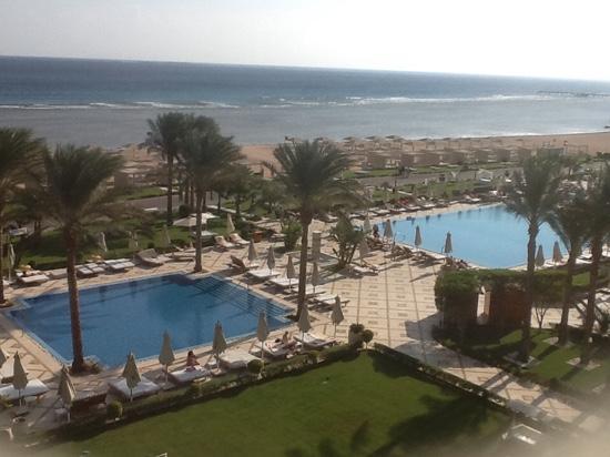 veiw  Premier Le Reve Hotel & Spa 5*, Єгипет,  Сахл Хашиш - photo