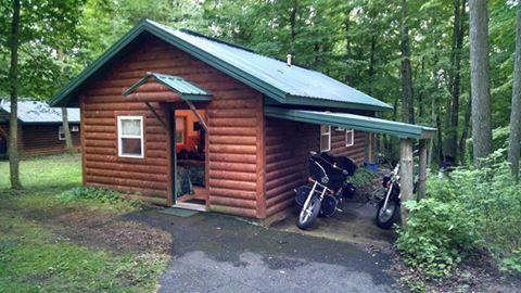 Blue Highway Motorcycle Lodge