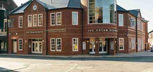 The Friar Penketh
