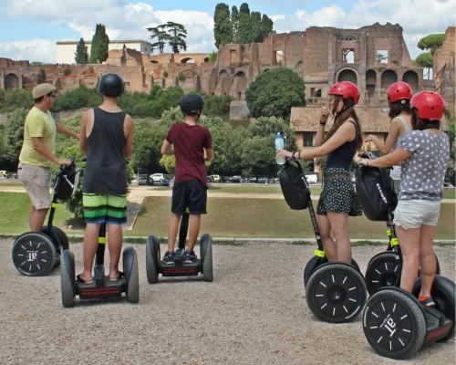 Rolling Rome Tours & Rents
