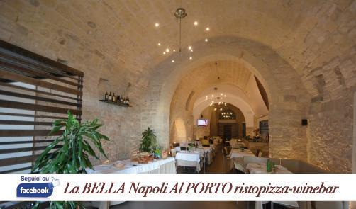 La Bella Napoli al Porto