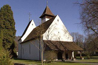 Church Scherzligen