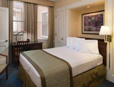 蓋斯藍普華美達會議中心-歷史聖詹姆斯飯店