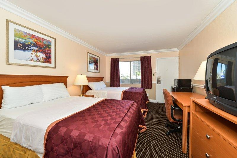 Americas Best Value Inn - Oakland / Lake Merritt
