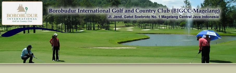 Borobudur International Golf And Country Club (BIGCC)