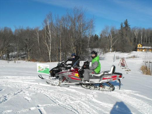 Green Mountain Snowmobile Adventures